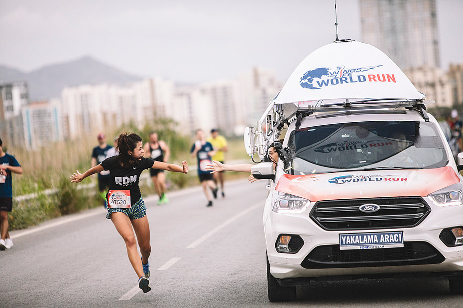 Stories - Wings for Life World Run